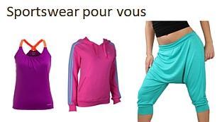 Fashion Sportwear Woman