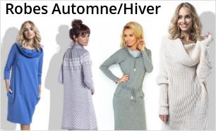 Robes nouveaux styles d`automne