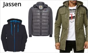 Fashion Jacken
