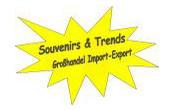 Firmenlogo Souvenirs & Trends Großhandel Import-Export
