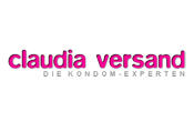 Firmenlogo claudia-versand - die Kondomexperten