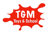 Firmenlogo TGM by zentrada.Distribution