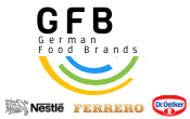 Firmenlogo GFB German Food Brands by zentrada.distribution