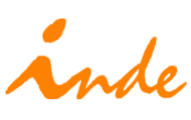 Firmenlogo INDE by zentrada.distribution