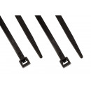 Cable tie / 2.5 x 100 mm / black