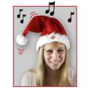 Großhandel Home & Living: Weihnachtsmütze Musik Weihnachten