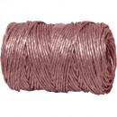 Paper deco wire 1.5mm 0.4mm copper 50m