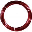 wholesale Decoration: Aluminum wire 2mm red 60m