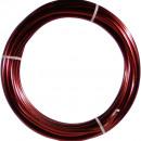 wholesale Decoration: Alu wire 2mm dark red 60m