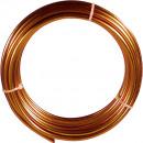 Alu wire 1mm orange 60m