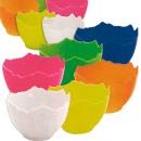 Egg cup 7cm color sort.