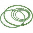 Plug ring 25pcs D30cm