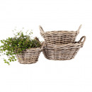 wholesale Garden Furniture:Rattan bowl Ø26 H12cm
