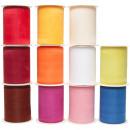 Remainder -40% ribbon organza selvage 100mm 20m