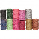 Remaining stock -40% paper decoration wire 50m