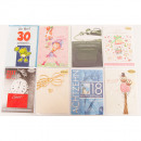 nagyker Üdvözlőkártyák: Megmaradó készlet -40% Gratulálunk kártyákhoz