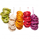 Remaining stock -40% willow ring colored Ø 6cm