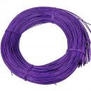 Peddigrohr X ca.200g purple