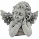 wholesale Business Equipment: Angel bust Sophia gray 11x7x9cm poly