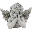 wholesale Business Equipment: Angel bust Sophia gray 16x9x12cm poly