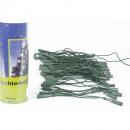wholesale Light Garlands: 100 string of lights green