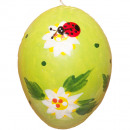 Chicken egg handpainted 3Designs
