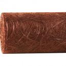 Sizoweb brun chocolat 20cm, 25m