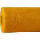 Sizoweb soleil jaune 20cm, 25m