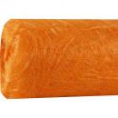 Sizoweb orange clair 60cm25m
