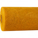 Sizoweb ensoleillé jaune 60cm25m