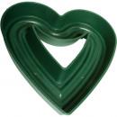 Plantheart X Amora open 45cm green