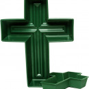 Plant cross X 50cm green