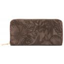 Damen Geldbörse aus Lederimitat, Farbe: 2