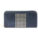 Damen Geldbörse aus Lederimitat, Farbe: 4