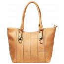 Großhandel Handtaschen: Damenhandtasche 43x29x13 cm, Farbe: 1