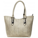 Großhandel Handtaschen: Damenhandtasche 43x29x13 cm, Farbe: 2