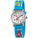 Großhandel Armbanduhren: Excellanc Kinderuhr mit Silikonarmband, ...