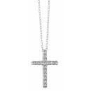 925 Silber Halskette, 43+5cm, 925/rhodiniert, 2,1g
