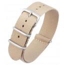 Uhrenarmband aus Nylon, Größe in mm: 20 mm