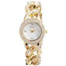 groothandel Sieraden & horloges: Excellanc horloge met metalen band