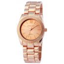 Großhandel Armbanduhren: Excellanc Damenuhr mit Metallarmband