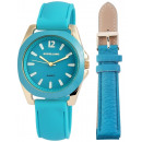 Großhandel Armbanduhren: Excellanc Damenuhr mit Silikonarmband
