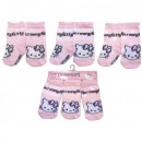 Charmmy KITTY baby socks CHK SA 51 34 00