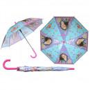 groothandel Paraplu's: SOJA LUNA Umbrella  meisjes DIS L 52 50 3358/48