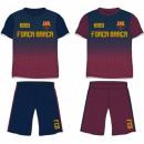 FC Barcelona muchachos fijados FCB 185 52 12