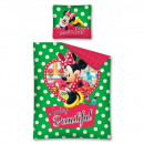 wholesale Licensed Products: Minnie bed linen  Disney Minnie 12A 140/200 + 70/80