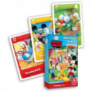 wholesale Parlor Games: Disney Mickey Game Black Peter Mickey