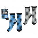 Star Wars BOYS 'SOCKS SW 52 34 4467 SINGLE