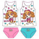 PSI PATROL ( Paw Patrol ) GIRL UNDERWEAR SET