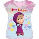 MASHA AND THE BEAR T-Shirt SHIRT GIRL MAB 52 02 05